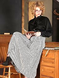 Skirt, Vintage porn, Skirts