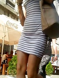 Skirt, Hidden, Spy, Hidden cam, Mini skirt, Teen skirt