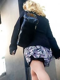 Leggings, Skirt, Spy, Romanian, Skirts, Hidden cam