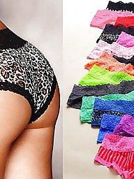 Stockings, Panty ass