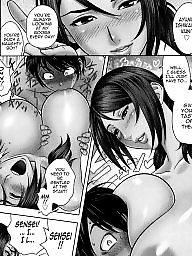 Teacher, Milk, Manga, Compilation, Milking, Teachers