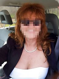Mother, Mothers, Redhead, Mother in law, Mature redhead, Mature fuck