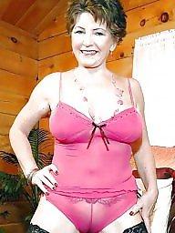 Stockings mature, Mature boobs, Mature big boobs