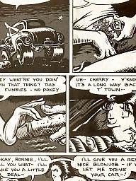 Cartoon, Vintage, Vintage cartoons