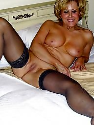 Stockings, Horny, Mature stocking, Mature in stockings, Horny milf, Milf stockings