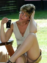 Uk mature, Mature stocking, Stocking amateur, Mature uk