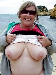 Mature beach, Mature boobs, Beach mature