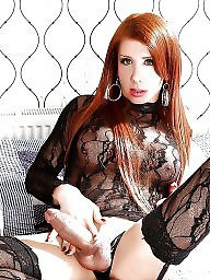 Shemale, Shemales, Flashing, Tgirl