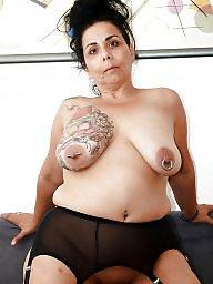 Piercing, Pierced, Nipples, Amateur wife