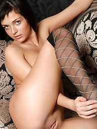 Russian, Gorgeous, Teen stockings, Russians, Russian stockings
