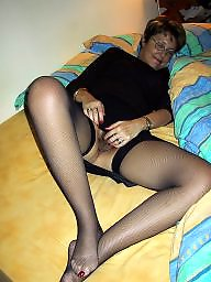 Upskirt, Hairy mature, French, Mature upskirt, Sexy mature, Sexy milf