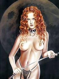 Cartoon, Cartoons, Art, Vintage cartoon, Erotic