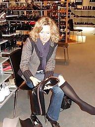 Nylon, Socks, Nylon stockings