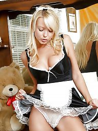 Maid, Blonde, Maids