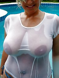 Posing, Mrs, Breasts, Pose, Breast