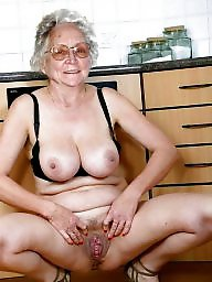 Granny, Pussy, Hairy, Grannies, Hairy pussy, Hairy mature