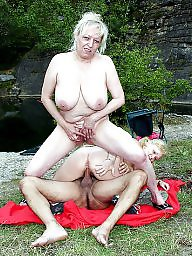 Granny, Milf, Young, Old, Mature, Girl