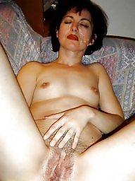 Swallow, Mom and, Mom cum