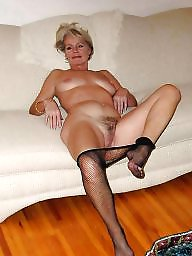 Carol, Submissive, Submission, Blonde mature, Bdsm mature, Mature blond