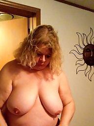 Voyeur, Bbw tits, Amateur bbw, Show, Heavy tits