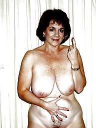 Granny, Hairy granny, Granny tits, Mature big tits, Tits, Granny big tits