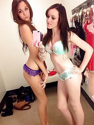 Changing room, Teen stockings, Changing, Room, Stockings teens