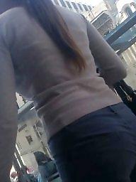 Voyeur, Jeans, Spy, Romanian, Hidden cam, Spy cam