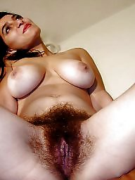 Hairy, Natural, Gorgeous, Natural tits