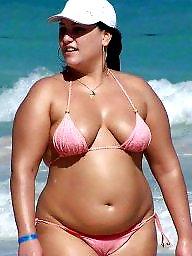 Bdsm, Curvy, Thick, Big, Thickness, Bikini beach