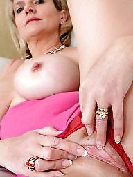 Milf, Mature big boobs, Hot mature