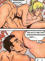 Comics, Comic, Cartoons, Cartoon comics