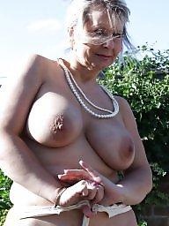 Granny amateur, Amateur granny