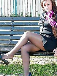 High heels, Tease, Teasing