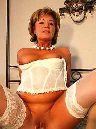Grannies, Granny stockings, Granny stocking, Stockings, Horny, Grannis