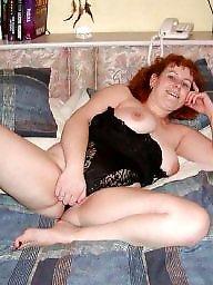 Mature boobs, Amateur matures