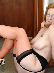 Granny, Granny stockings, Grannies, Leggings, Granny legs, Mature legs