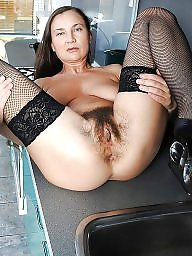 Hairy, Boobs, Hairy milf, Woman, Big hairy, Milf hairy