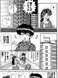 Comic, Comics, Japanese, Asian cartoon, Cartoon comic, Cartoon comics