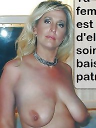 Cuckold, Captions, Caption, Milf captions, French, Cuckold caption