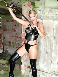 Leather, Pvc, Latex, Mature, Mature leather, Mature latex