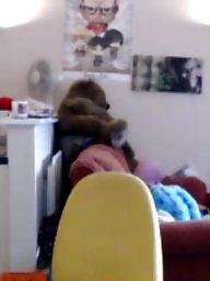 Redhead, Webcam