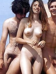 Nudist, Nudists, Vintage hairy, Vintage porn
