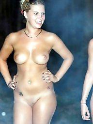 Nudist, Public, Nudists, Girl, Public nudity, Fun