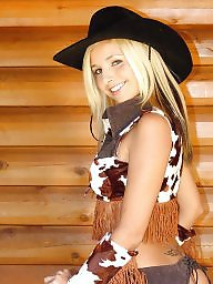 Dressed, Blond, Dressing, Cowgirls