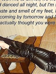 Sissy, Femdom, Captions, Cuckold, Caption, Humiliation