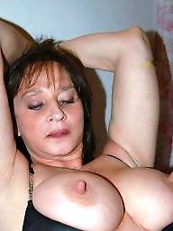 Big tits, Big nipples, Nipple