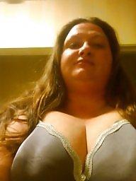 Bbw tits, A bra, Wifes tits