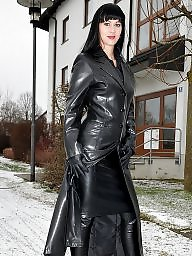 Latex, Leather, Pvc, Boots, Mature latex, Mature porn