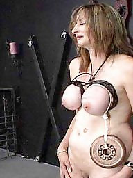 Tied, Tied up, Mature bdsm, Ladies, Bdsm mature, Mature lady