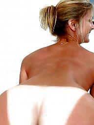 Big asses, Behind